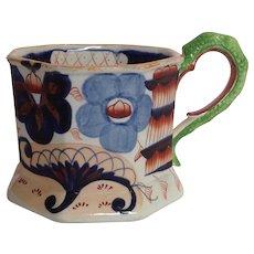 Cider Ceramic Mug Imari Colors