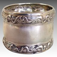 Napkin Ring Sterling Early 1900's