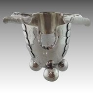 Spratling Propeller Ashtray Sterling