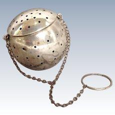 Blackinton Tea Ball Sterling