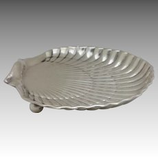 "Shell Dish Gorham Sterling No Mono 6"""