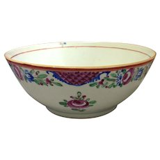 Chinese Export Bowl Early 19th Century