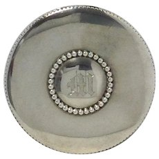 Sterling Compact Ed San Giovanni Connecticut Mid-Century