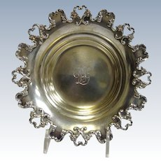 """Howard Candy Dish Sterling 5 7/8"""""""