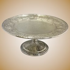 Gorham Neoclassical Compote Sterling