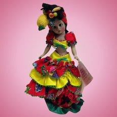 Carmen Miranda Madame Alexander Portrettes Doll