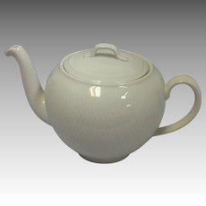 Royal Copenhagen White Tea Pot