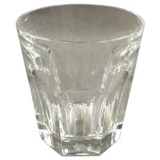 Baccarat Harcourt Cut Old Fashioned 3 3/4""