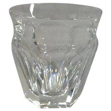 """Baccarat Tallyrand Cordial or Shot Glass 2 1/2"""""""
