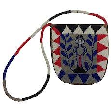 Yoruba Diviner Beaded Bag African