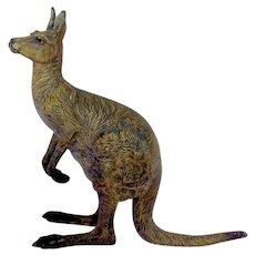 "Vienna Bronze Kangaroo 4"" Circa 1900"