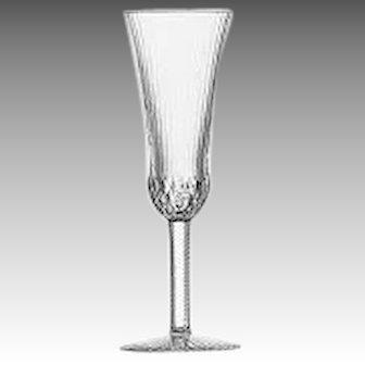 Apollo Champagne Flute Saint-Louis