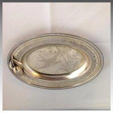 Olive Dish Gorham Sterling 1879