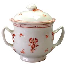 Chinese Export Covered Cup 18th c.