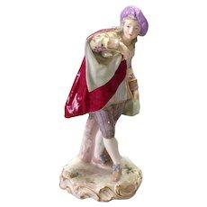 Samson Gentleman Figurine 19th Century