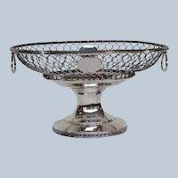 Fruit Basket William Gale Centerpiece Circa 1862