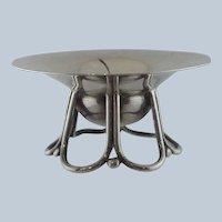 William Spratling Open Loop Sterling Dish 1940's