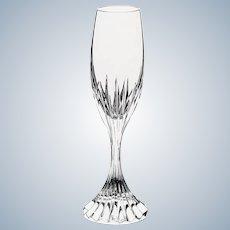 Baccarat Massena Champagne Flute New in Box