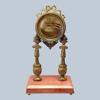 Gilt Bronze Watch Holder Louis XVI Style