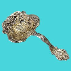Gorham Bonbonneire Sterling Spoon 19th c.