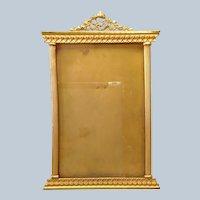"Gold Plated Frame Easel Back  5"" x 7"""