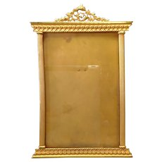 "Gold Plated Frame Easel Back  5"" x 7"""