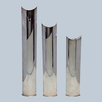 Group of 3 Sabatini Candlesticks