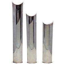 Group of 3 Sabatini Candlesticks