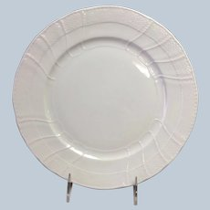 Group Three KPM Neuosier Dinner Plates