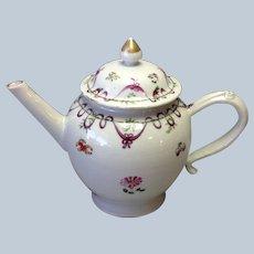 Chinese Export Teapot Qainlong 18th Century