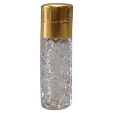 Perfume Cut Glass 14K