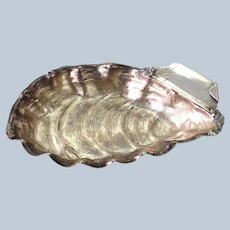 Aesthetic Shell Ocean Dish Sterling Wood & Hughes