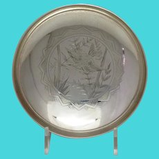 Gorham Aesthetic Bird Bowl 1879