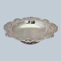 Gorham Chantilly Duchess Centerpiece Footed Bowl Large 12.5""