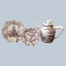 Hermes Les Maisons Enchantees Coffee/Tea Pot