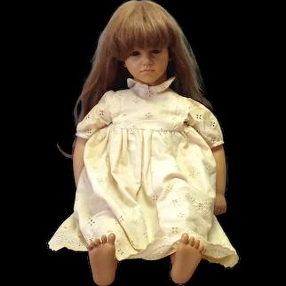 """Annette Himstedt Paula Puppen Kinder Barefoot Children Series 26"""""""