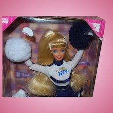 Vintage University Barbie BYU Doll Complete in Original Box