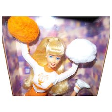 Vintage University of Tennessee Barbie in Original Box NRFB