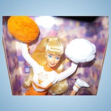 Vintage University of Tennessee Barbie in Original Box NRFB