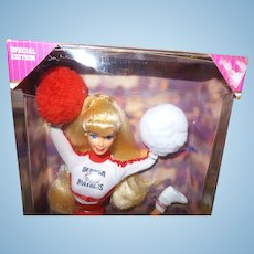 University of Georgia Barbie Doll in Original Box NRFB