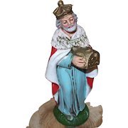 Vintage Magi Figure Made in Italy