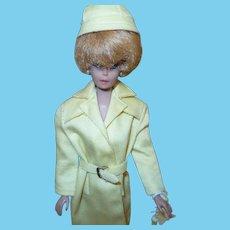Vintage Barbie Rain Coat Outfit