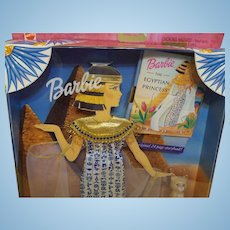 "Vintage Barbie Fashion Tale ""Egyptian Princess"" NRFB"