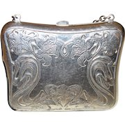 Vintage Art Nouveau Coin Purse