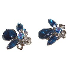 Juliana Figural Bumble Bee Earrings