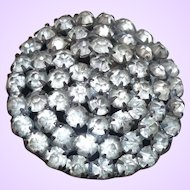 Edwardian Rhinestone Hat Pin