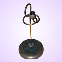Antique English Hat Pin Stand