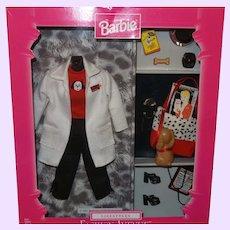 Barbie Fashion Avenue Lifestyles Veterinarian Ensemble  NRFB