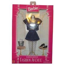 Barbie Boutique Fashion Avenue Collection 1996 Jean Skirt NRFB #A