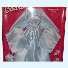 Barbie Fashion Avenue Blue Evening Gown NRFB
